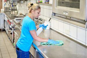 LD-Hausbetreuung | Büroreinigung | Küchenreinigung