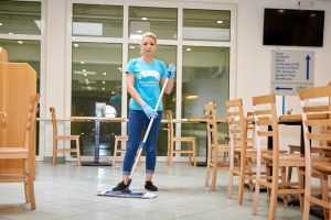 LD-Hausbetreuung | Büroreinigung | Fußbodenreinigung